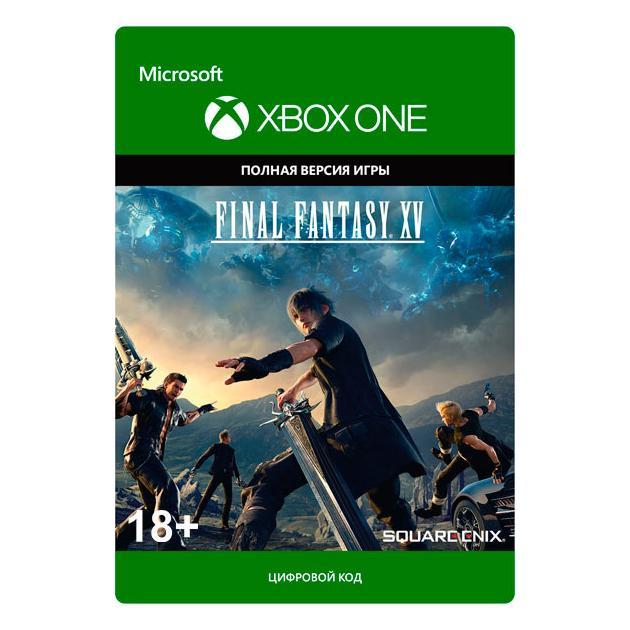 Final Fantasy XV Xbox One, цифровой код