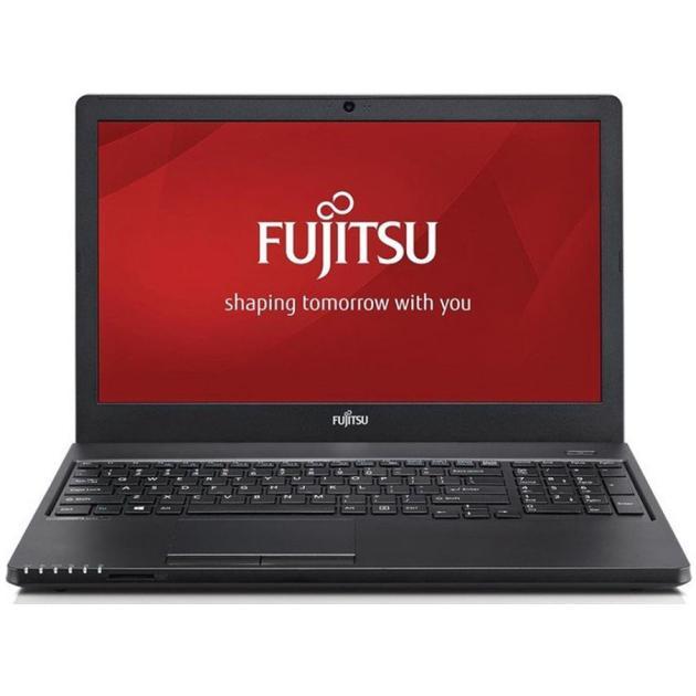 Ноутбук Fujitsu LifeBook A555 Черный