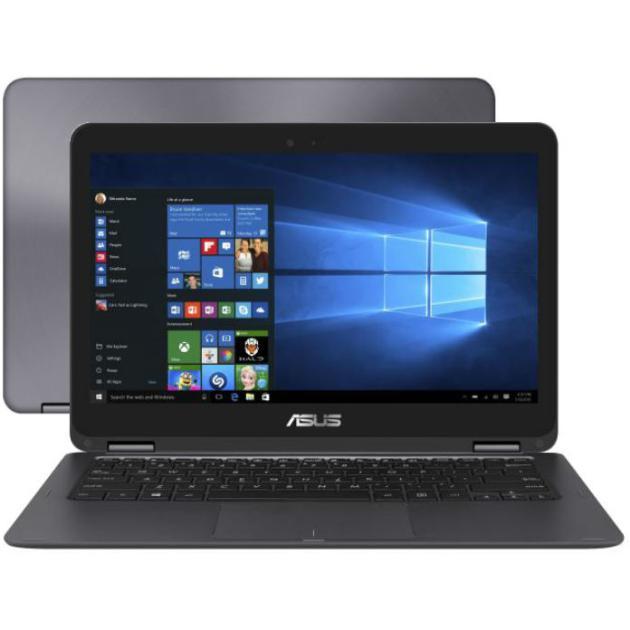 Ноутбук Asus Zenbook Flip UX360CA-DQ070T ноутбук asus zenbook ux530uq fy063r