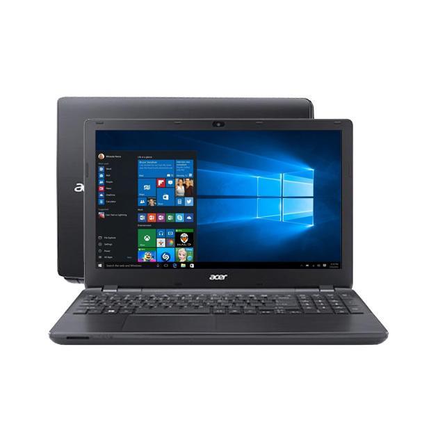 Ноутбук Acer Extensa EX2511G-31JN 15.6, Intel Core i3, 2000МГц, 4Гб RAM, DVD-RW, 500Гб, Черный, Wi-Fi, Windows 10, Bluetooth, GF 940M 2GB acer extensa ex2511g 56hl core i5 5200u 4gb 500gb dvd rw nvidia geforce 940m 2gb