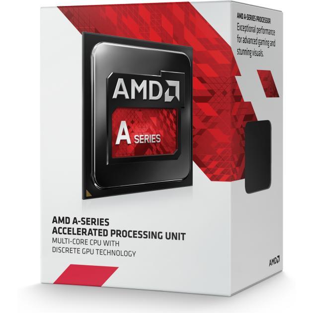 Процессор AMD A8 X4 7600 R7 3100, 4, BOX