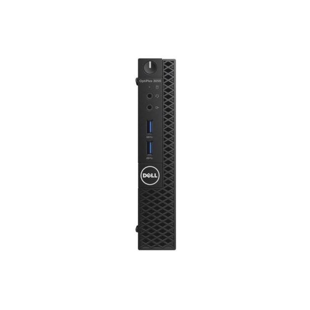 Системный блок Dell Optiplex 3050-2087 MFF компьютер dell optiplex 3050 intel core i3 7100t ddr4 4гб 128гб ssd intel hd graphics 630 windows 10 professional черный [3050 0474]