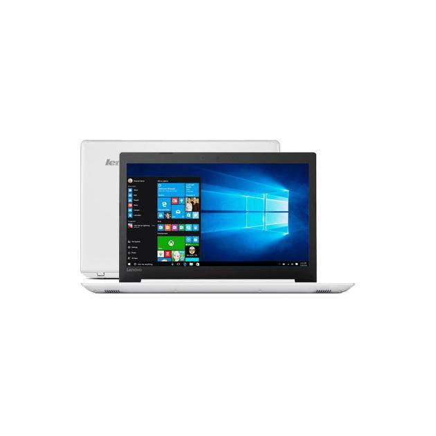 "Lenovo 320-15IAP 15.6"", Intel Pentium, 1100МГц, 4Гб RAM, 500Гб, Белый, Windows 10 Домашняя"