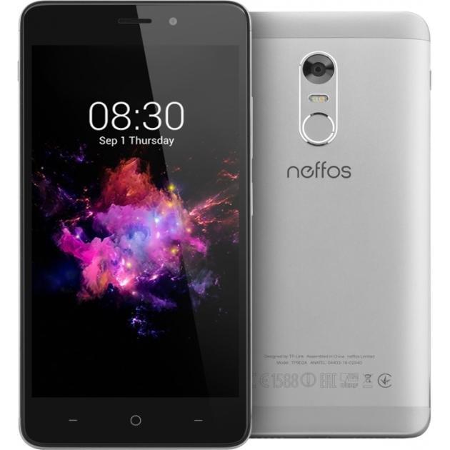все цены на Смартфон TP-Link Neffos X1 Серый онлайн