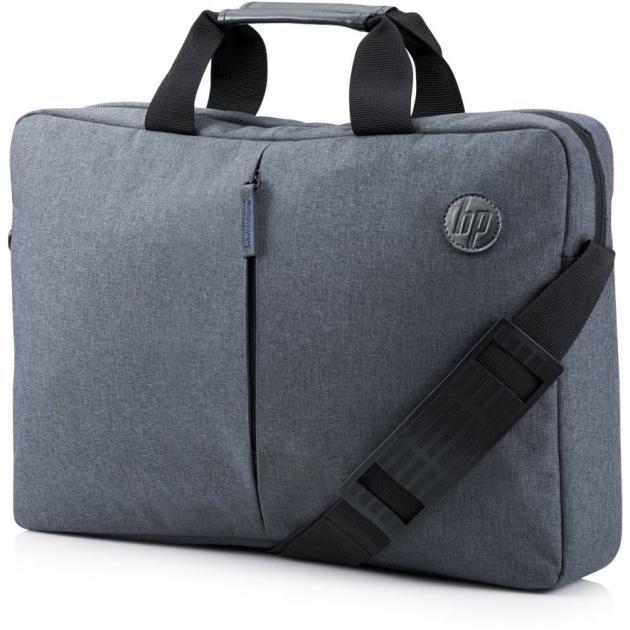 Сумка для ноутбука HP Value Topload Case 17.3, Серый, Синтетический