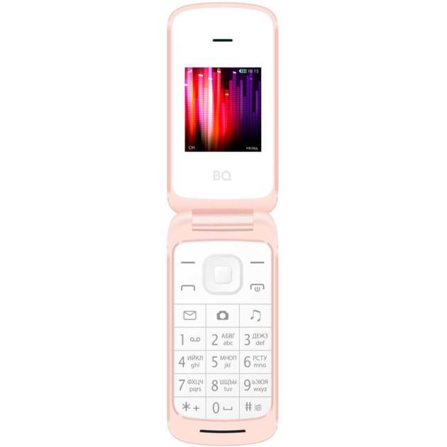 все цены на  Мобильный телефон BQ-Mobile BQ 1810 Pixel Белый  онлайн