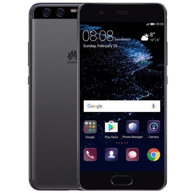 Смартфон Huawei P10 Premium Черный huawei f362 черный 0 008гб 1 sim