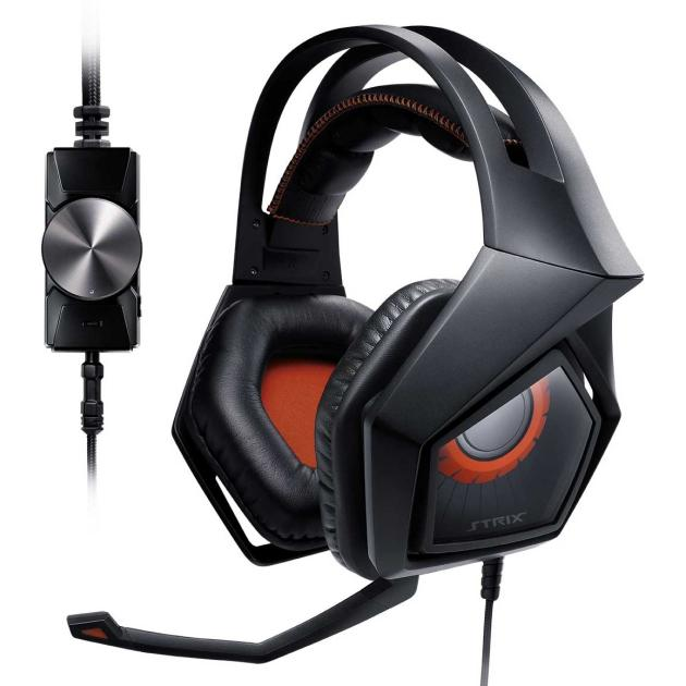 Наушники Asus Strix Pro Черный