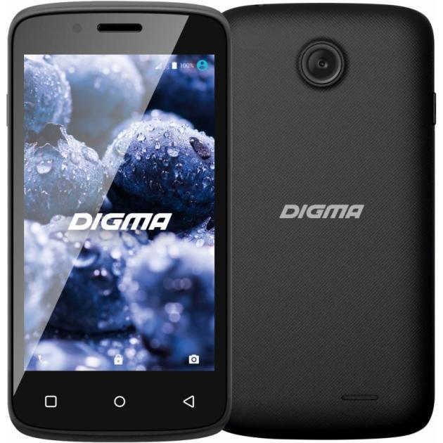 Digma VOX A10 3G Черный