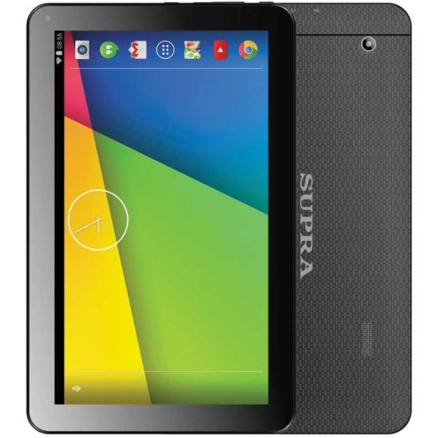 Планшет Supra M12AG Черный, Wi-Fi, 4Гб, 3G планшет supra m848g wi fi и 3g черный wi fi 8гб