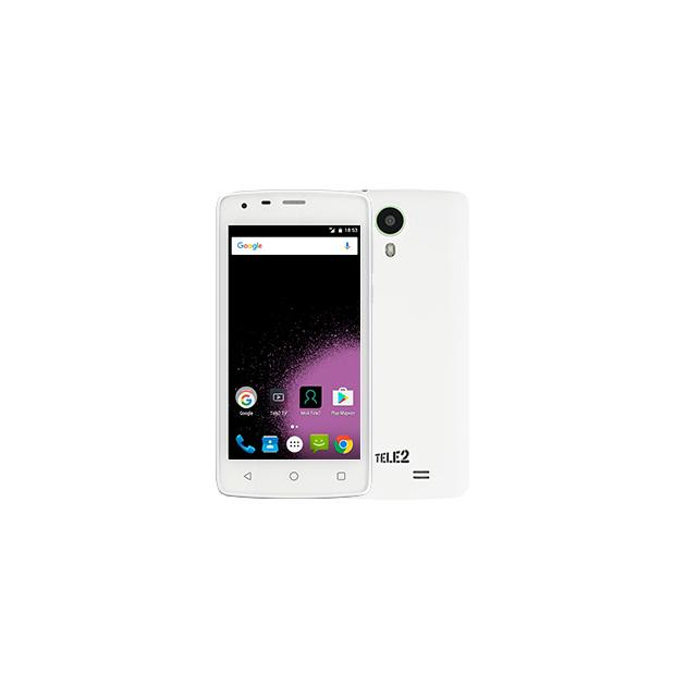Tele2 Midi LTE Белый