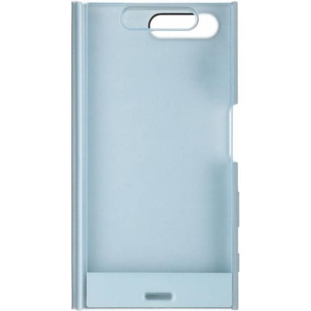 все цены на Чехол Sony SCTF20 для Sony Xperia X Compact Голубой онлайн