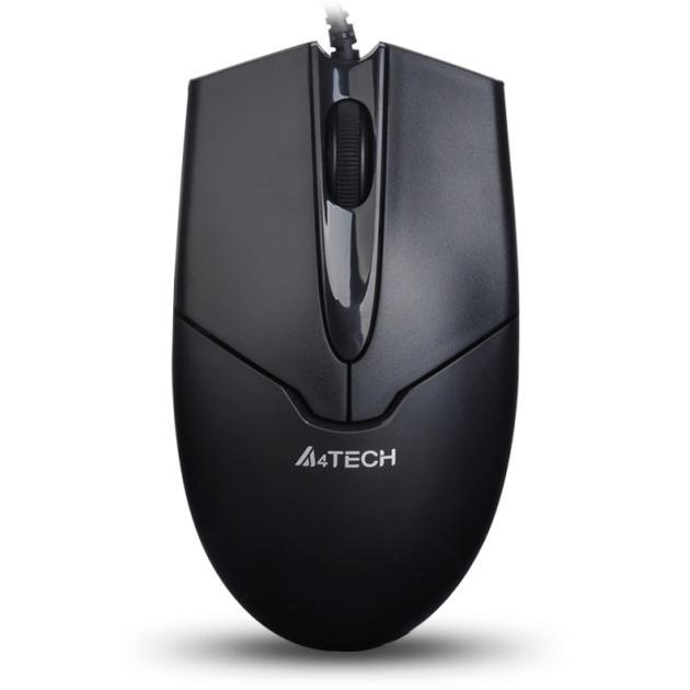 A4Tech OP-550NU Черный, USB