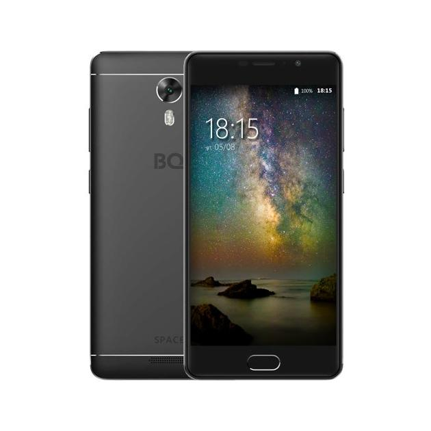 Смартфон BQ-Mobile BQ 5201 Space Черный смартфон bq mobile bq 5054 crystal черный