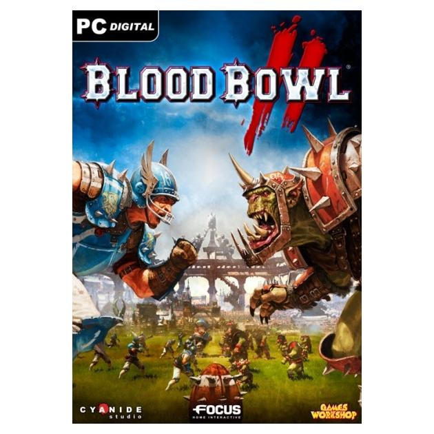 Видеоигра Софтклаб Blood Bowl 2 measuring glycemic variability and predicting blood glucose levels