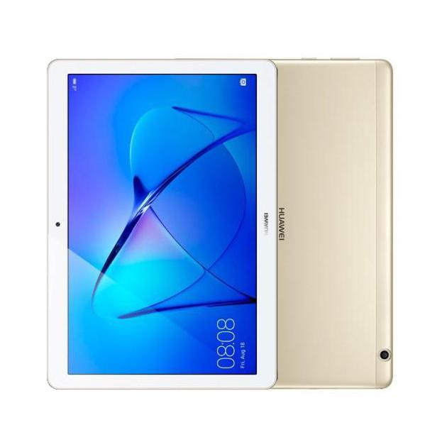 Huawei MediaPad T3 10 Wi-Fi и 3G/ LTE, Золотой, 16Гб