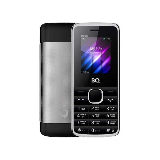 BQ-1840 Energy Черный, 0.064Гб, 2 SIM