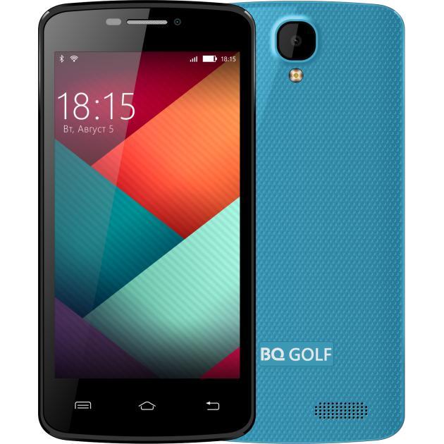 BQ BQS-4560 Golf Голубой