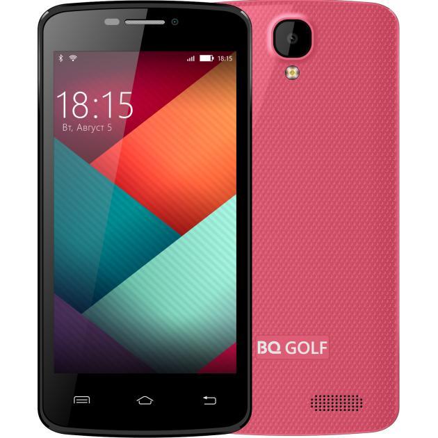 BQ BQS-4560 Golf Розовый