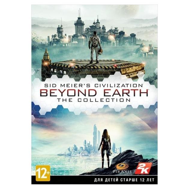 Видеоигра Софтклаб Sid Meier's Civilization: Beyond Earth – The Collection видеоигра софтклаб sid meier