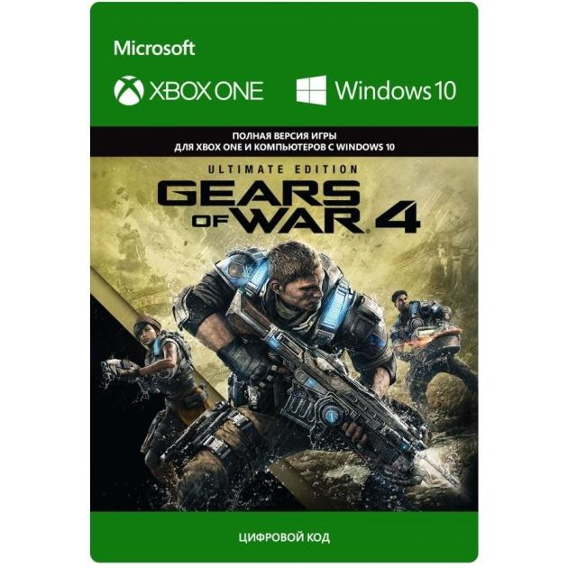 Видеоигра Microsoft Gears of War 4: Ultimate Edition unification of vlsi partitioning