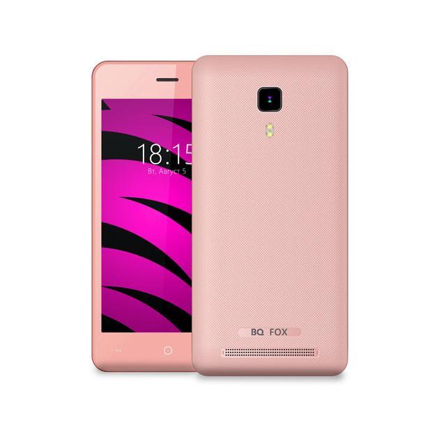 BQ BQ-4526 Fox Розовое золото