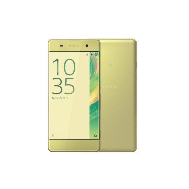 Смартфон Sony Xperia XA Dual Золотой смартфон sony xperia xa1 ultra dual