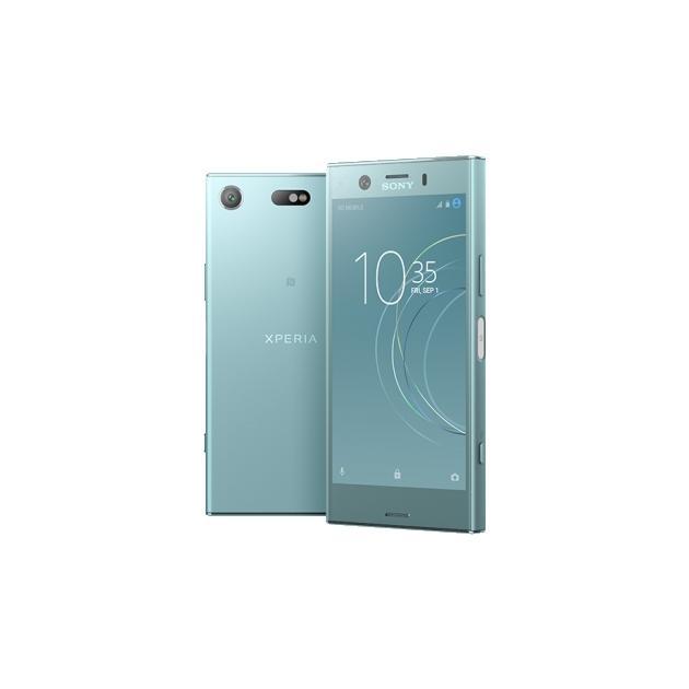 Смартфон Sony Xperia XZ1 compact Голубой 32Гб, 1 SIM, 4G LTE, 3G смартфон sony xperia xa1 ultra dual