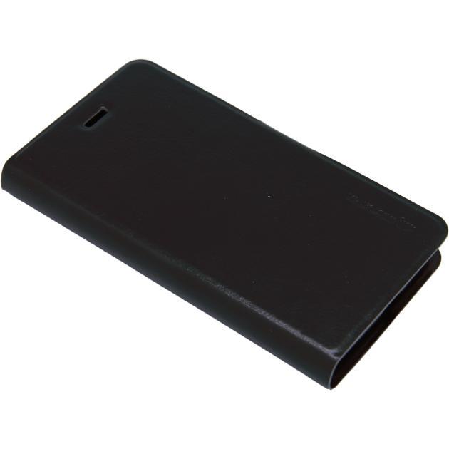 купить Чехол Micromax Чехол-книжка Micromax Q4101 Черный недорого
