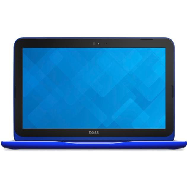 Ноутбук Dell Inspiron 3162-0552 11.6, Intel Celeron N3060, 1600МГц, 2Гб RAM, DVD нет, 500Гб, Синий, Windows 10, Bluetooth adriatica 3162 1241qz