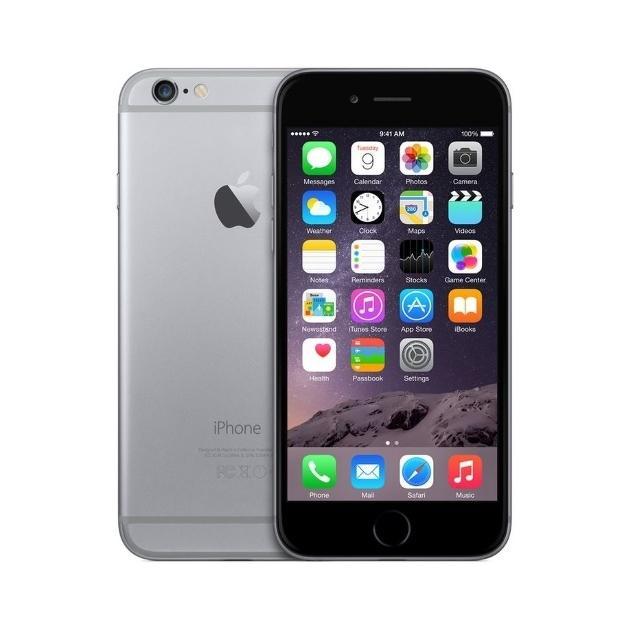 Смартфон Apple iPhone 6 Plus Как новый Серый космос, 64Гб