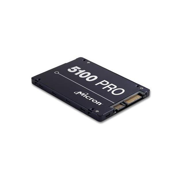 все цены на  SSD диск Crucial Micron 5100 PRO 2.5, SATA 6Gb/s, 480Гб  онлайн