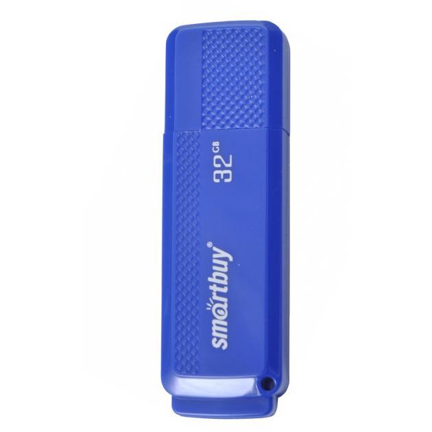 Флешка Smartbuy Smart Buy Dock 32Гб, Голубой, USB 2.0 smartbuy smartbuy usb для apple ik 512 голубой ik 512c