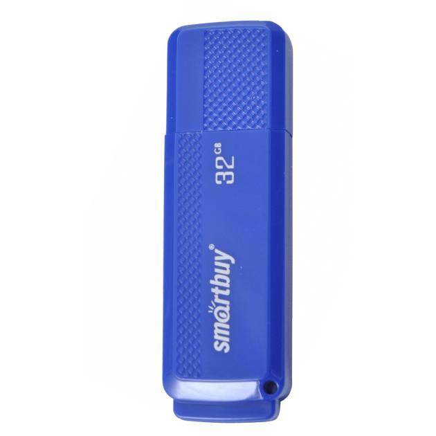Smart Buy Dock 32Гб, Голубой, USB 2.0