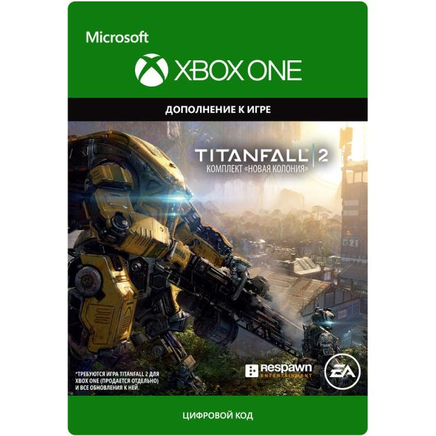 Видеоигра Electronic Arts Titanfall 2: Colony Reborn Bundle