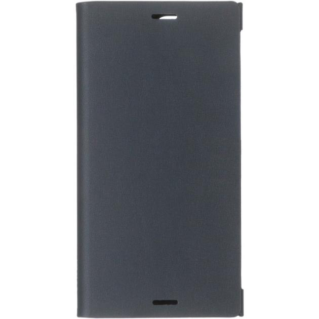 Чехол Sony SCSF20 для Sony Xperia X Compact чехол-подставка, поликарбонат, Черный