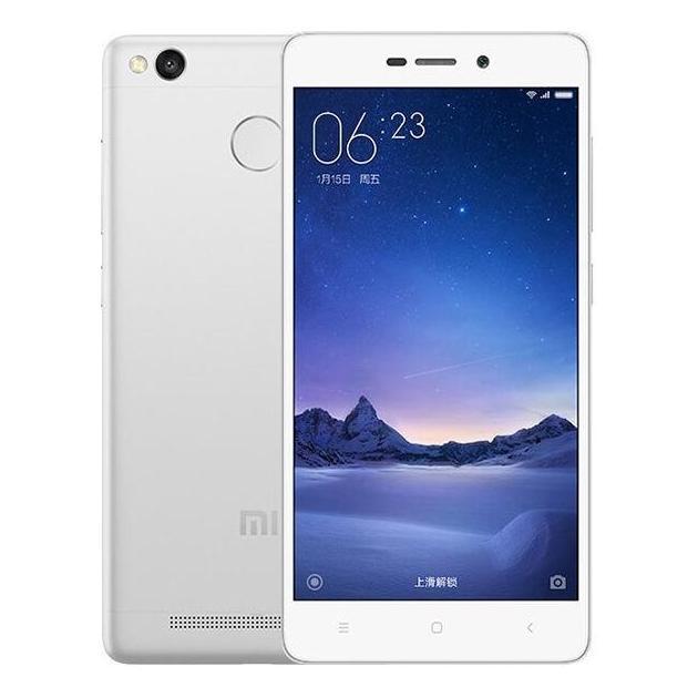 все цены на  Смартфон Xiaomi Redmi 3S 16Gb Серебристый  онлайн