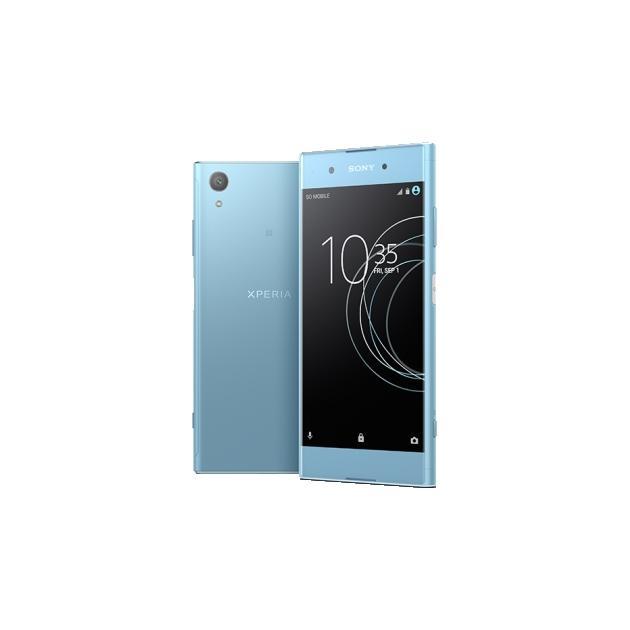 Смартфон Sony Xperia XA1 Plus Голубой смартфон sony g3412 xperia xa1 plus dual 32gb gold