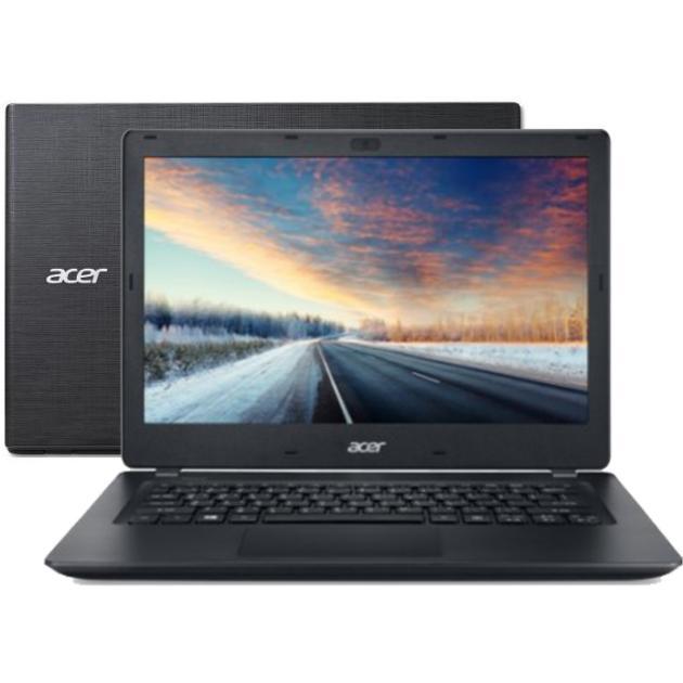 "Acer TravelMate TMP238 13.3"", Intel Pentium, 2100МГц, 4Гб RAM, 500Гб, Черный, Linux"