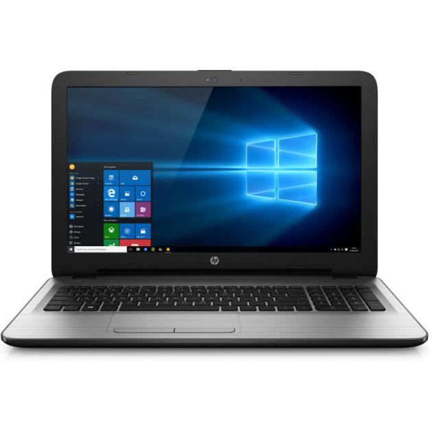 Ноутбук HP 250 G5 15.6, Intel Core i5, 2500МГц, 4Гб RAM, 500Гб, DVD-RW, Серебристый, Windows 10 Pro, Wi-Fi, Bluetooth
