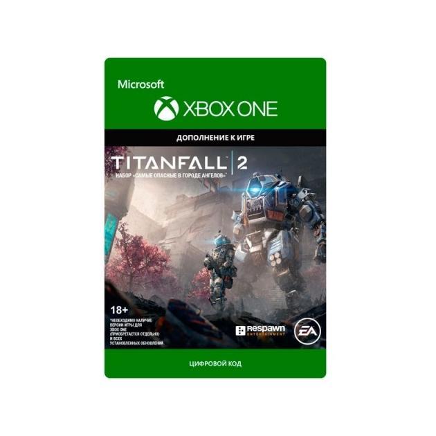 цена Видеоигра Electronic Arts Titanfall 2: Angel City's Most Wanted Bundle онлайн в 2017 году