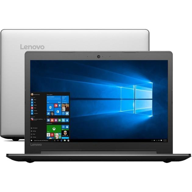 Lenovo IdeaPad 310-15IAP Intel Pentium, 1100МГц, 4Гб RAM, 500Гб, Серебристый, Windows 10 Домашняя