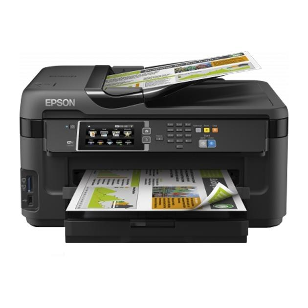 Epson WorkForce WF-7610DWF Цветная, А3