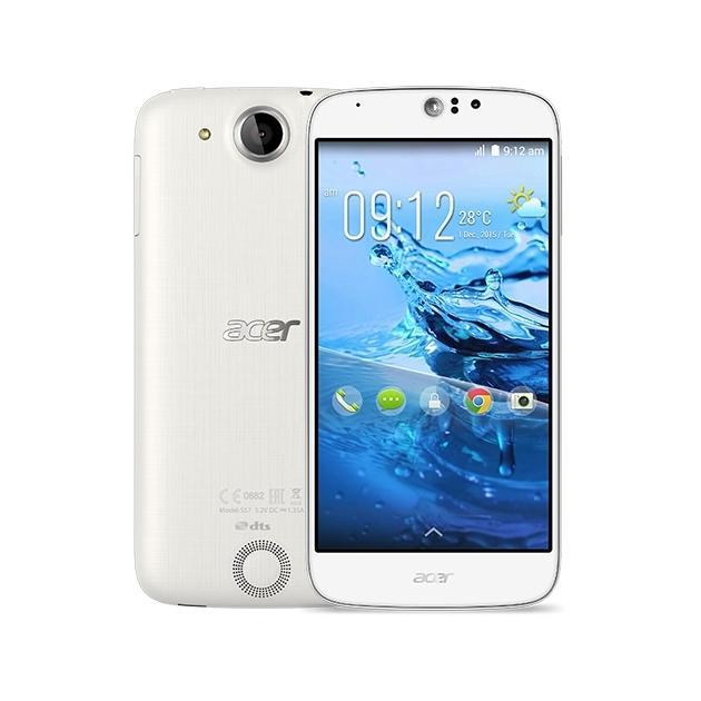 все цены на  Смартфон Acer Liquid Jade Z S57 Белый  онлайн
