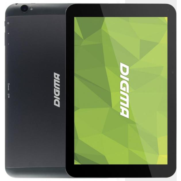 Планшет Digma Platina 10.2 4G Wi-Fi и 3G/ LTE, Черный, 16Гб digma platina 8 1 4g 8 1gb 16gb wifi bt 3g android 4 4 black