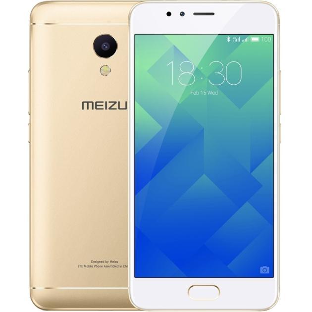Meizu M5s 16Гб, Золотой