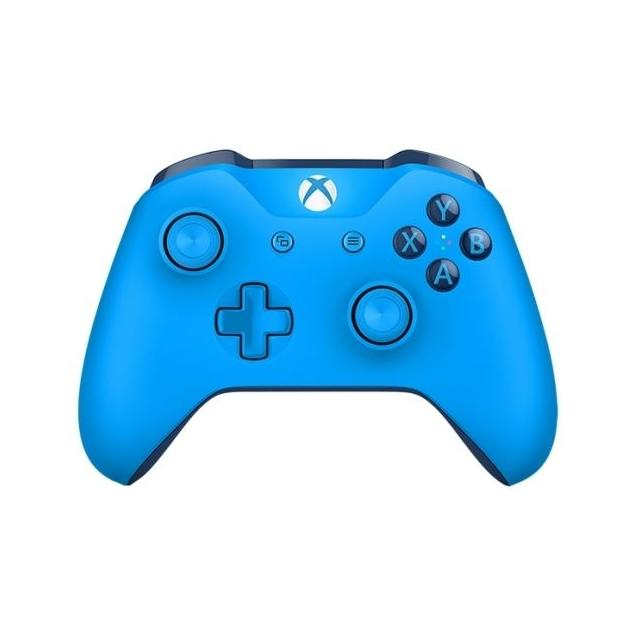 все цены на  Аксессуар для Xbox Microsoft Геймпад Xbox One Синий, Геймпад, Беспроводной  онлайн