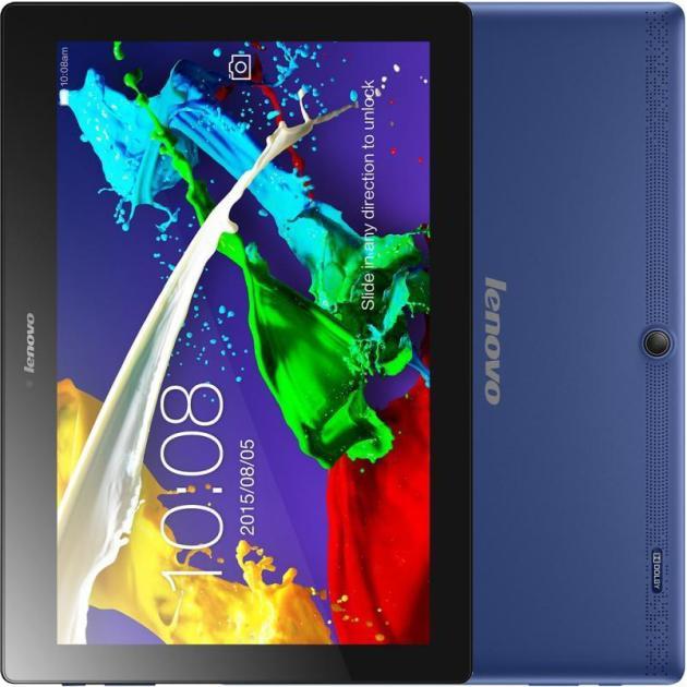 Планшет Lenovo TAB 2 A10-70L Wi-Fi и 3G/ LTE, Синий lenovo tab 2 a10 70l 16gb wifi lte blue