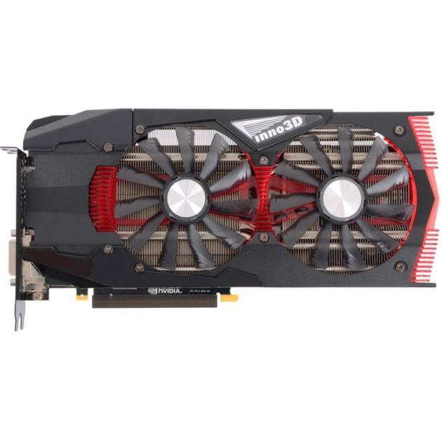 Inno3D iChiLL GeForce GTX 1080 HerculeZ X4 GDDR5X PCI-E 16x 3.0, 8192Мб, GDDR5X