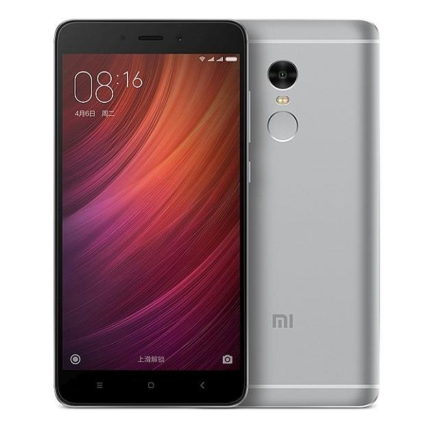 Xiaomi Redmi Note 4 64Гб Серый